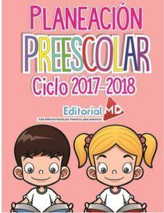 Planeaciones de Preescolar Ciclo 2017-2018
