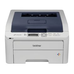 The Brother HL-3070CW. Wireless printing in color!