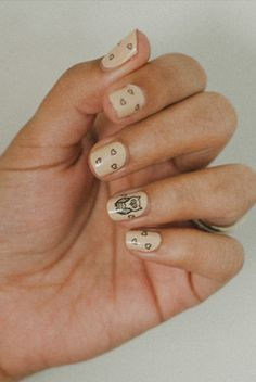 One Nail To Rule Them All Owl Be Yours Nail Wrap Set, $12, available at Scratch.