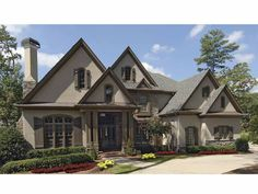 Eplans Traditional House Plan - Spectacular Rear Porches with a Fireplace - 4596 Square Feet and 4 Bedrooms from Eplans - House Plan Code HWEPL68149