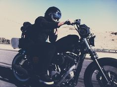 motorcycles and skateboards