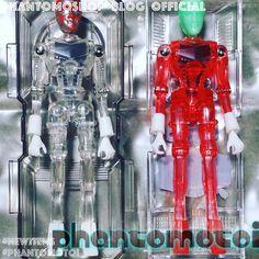 #phantomotoi #foxlakecountryantiquemall http://phantomoshop.blog/2017/08/31/yet-more-microman-customs/