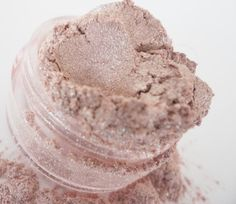 Pure, all natural mineral mica eye shadow is hand blended by the girls at Crush.We are always mixing up new colours and sharing with our friends.   Doll Parts is a Very soft shade of pink, with medium luster and medium sparkle, has a pearly white and silver under tones, a terriffic daytime shade. Great for the eye corners. This  colour, goes on smooth and stays all-day, we know we tested it.      Crush Mineral eyeshadow is always free of Parabens, silicones, fragerance and phthlate free, no…