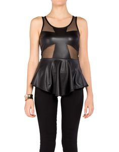 Cross Front Peplum - 2020AVE