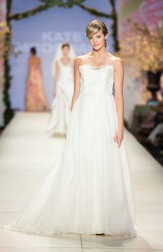 Drayton Gown // Kate McDonald Spring Bridal Show // Charleston Fashion Week 2015 // Photography by Wedding Headline