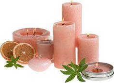 velas aromaticas - Google Search