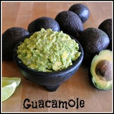 Mom, What's For Dinner?: The Best Guacamole