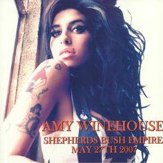 Amy Winehouse - Shepherd's Bush Empire, May 27th 2007 May 27, Shepherds Bush, Amy Winehouse, Empire, Wonder Woman, Women, Wonder Women, Woman