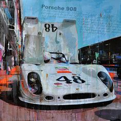 Race Legends Return [Porsche 908] by Markus Haub
