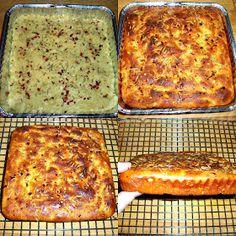 Dukan Diet Recipes, Healthy Recipes, Lasagna, Banana Bread, Food And Drink, Crusts, Cooking, Ethnic Recipes, Desserts