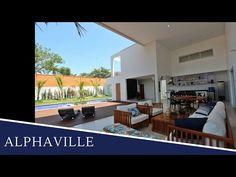 Condomínio Fechado para Venda, Goiânia / GO, bairro Alphaville Goias, 4 dormitórios, 4 suítes, 7 banheiros, 6 garagens
