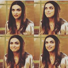 How adorable is she❤ Movies Bollywood, Bollywood Celebrities, Bollywood Actress, Indian Actresses, Actors & Actresses, Deeps, Dipika Padukone, Deepika Padukone Style, Ranveer Singh