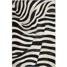 The exotic bold black and off white/cream Zebra like stripes adds drama and striking accent to your decor. This popular, elegant design motif brings a bit of w…