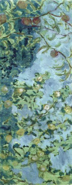 Flowered Branches, 1899 / Pierre Bonnard