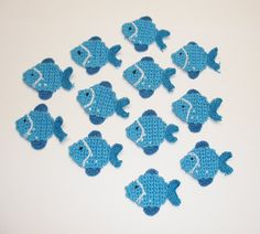 http://www.bonanza.com/listings/12-Pieces-Crochet-Tropical-Fish-Turquoise/81036491