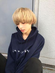 【NeF】 金髪×マッシュ