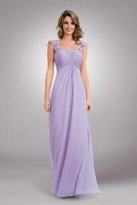 Bridesmaids Dresses - BM005 - $150 -Chiffon dress by Kanali K.