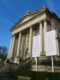 First day. Spring 2014. Tate Britain