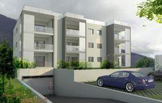 Locarno-Solduno: 3,5 & 4,5 Zimmer Neubau-Wohnungen - sonnige Aussichtslage