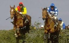 Mr Frisk (on the left) & Marcus Armytage 1990