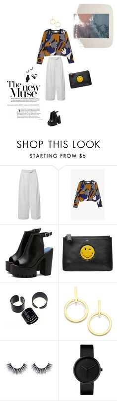 """""""masa akan datang"""" by rainbowcloudinosaur ❤ liked on Polyvore featuring LUISA BECCARIA, Monki, Anya Hindmarch, Vita Fede, StreetStyle, personalstyle, polyvoreset and polyvorechic"""