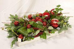 kerst workshops - kerststukje in houten kistje - christa snoek