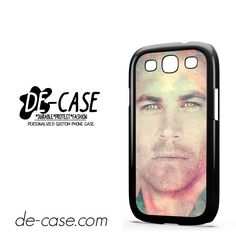 Paul Walker DEAL-8503 Samsung Phonecase Cover For Samsung Galaxy S3 / S3 Mini