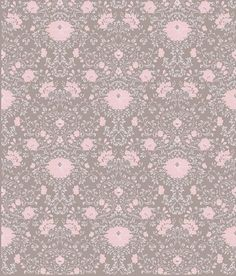 Wallcovering from A Collection of Flowers, Cole & Son, Goodrich