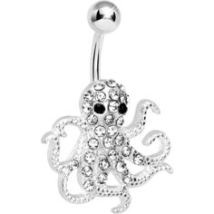 Aqua Gem Swimming Turtle Belly Ring ❤ liked on Polyvore featuring jewelry, rings, turtle jewelry, aqua jewelry, gemstone jewellery, gemstone rings and belly button rings