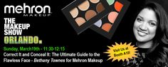 Mehron Makeup, at The Makeup Show Orlando