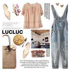 """LucLuc12"" by kenguri ❤ liked on Polyvore"