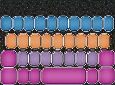 Go Keyboard Skin-Plumilicious