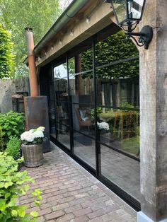 Outside Living, Outdoor Living, Outdoor Decor, Patio, Backyard, Kitchen Orangery, Garden Studio, Pergola Designs, Exterior Paint