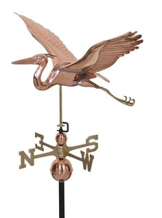 Weathervanes of Maine, Inc. is your weathervane, cupola, and copper finial source. With over 25 years in the weathervane and cupola industry, see why…