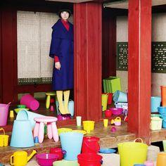 Vogue girl Korea September 2007 #editorial