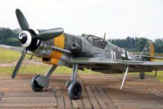 Messerschmitt Bf 109G-10 by Brett Green (Hasegawa 1/48)