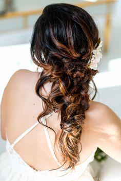 Bohemian Inspired Messy Fishtail Hairstylist Instagram @jordannoelle10 Photocopyright @delynsyirewalt
