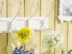 75 Coole Deko Ideen für Ostern 2014 - aufhänger deko idee ostern frisch