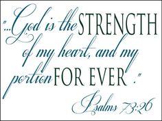 KJV Scripture Print Psalms 7326 by SquashAndGreenPeas on Etsy
