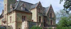 Schlosshotel & Restaurant (Taunus)... Rhein Main U.S. Military Airport...