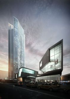 CGarchitect - Professional 3D Architectural Visualization User Community | Kunming Mixed Use 02