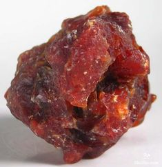 Raw Carnelian. Power and Healing.  gives energy,  protects from bad vibrations,  guards against poverty,  helps give a sense of humor,  calms the temper