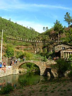 Aldeia da Foz d'Égua ,Piódão, Portugal