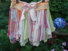 This would be a great way to recycle baby blankets or outgrown t-shirts!