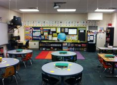 A blog dedicated to classroom setup, resources and furniture. A good place to pick up some inspiration.