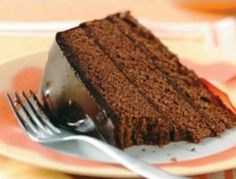 Eggless Chocolate Cake By Sanjeev Kapoors #Eggless #Chocolate-Cake