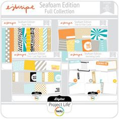 Seafoam Edition Full Collection - digital