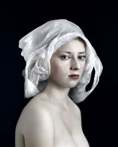 Hendrik Kerstens: Shopping Bag, Oh my goodness, I am obsessed with this! It is the modern day Johannes Vermeer