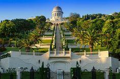 Bahai Gardens Jerusalem