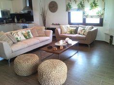 Greek Country Living room
